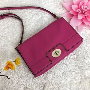 🌸OFFERS?🌸Kate Spade Leather Pink Crossbody